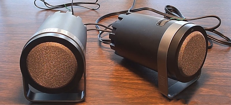 Altec Lansing BXR1220 are best budget computer speakers