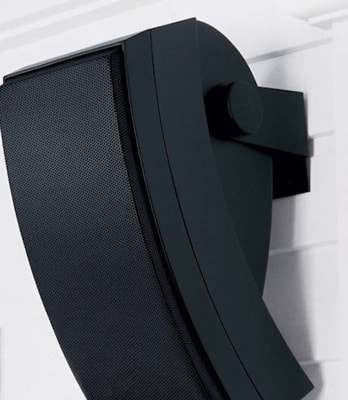 Bose 251 wall mounted speakers