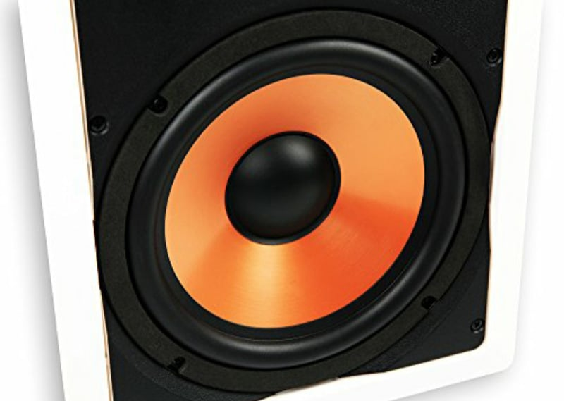 Micca M-8S wall speakers