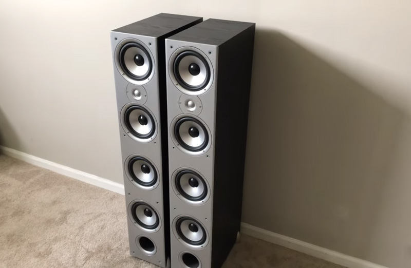 7 Best Floor Standing Speakers Under 500