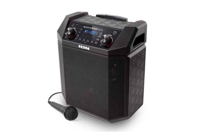 Ion Block Rocker Plus is one of the best party speakers