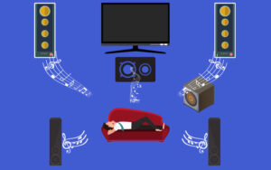 Read more about the article Surround Sound Vs Stereo. Best Way Explained In 2021
