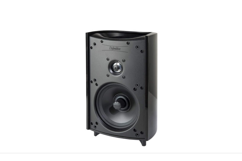 Definitive Technology ProMonitor 1000 is one of the best on wall speakers for home theater