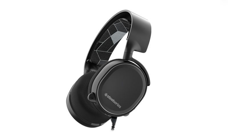 Steelseries Arctis 3 Console wired gaming headset under $100