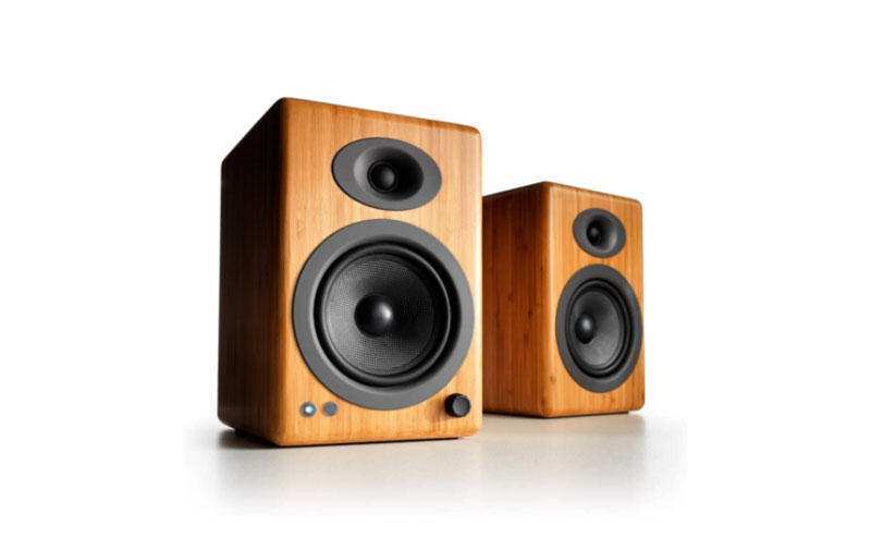 Audioengine A5+ is best audiophile speakers of all time