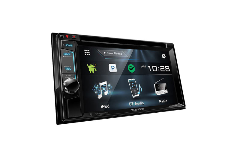 Kenwood DDX374BT double din stereo system