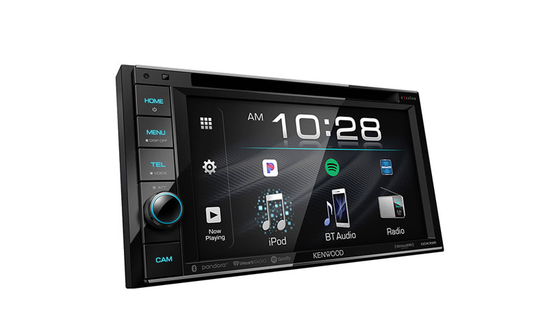 Kenwood Excelon DDX396 is one of the best kenwood double din system