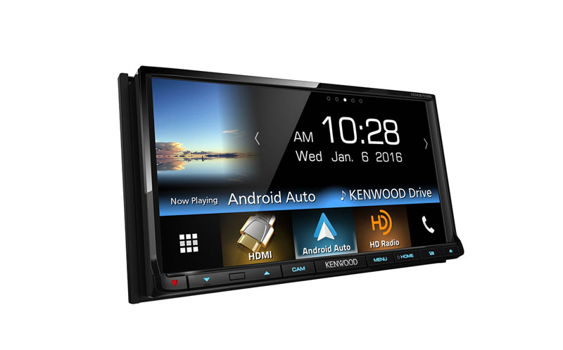 Kenwood DDX9703S double din stereo system