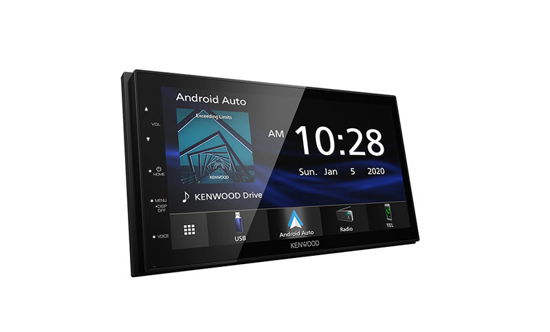 Kenwood DMX4707S double din system