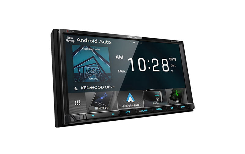 kenwood DMX706S double din stereo
