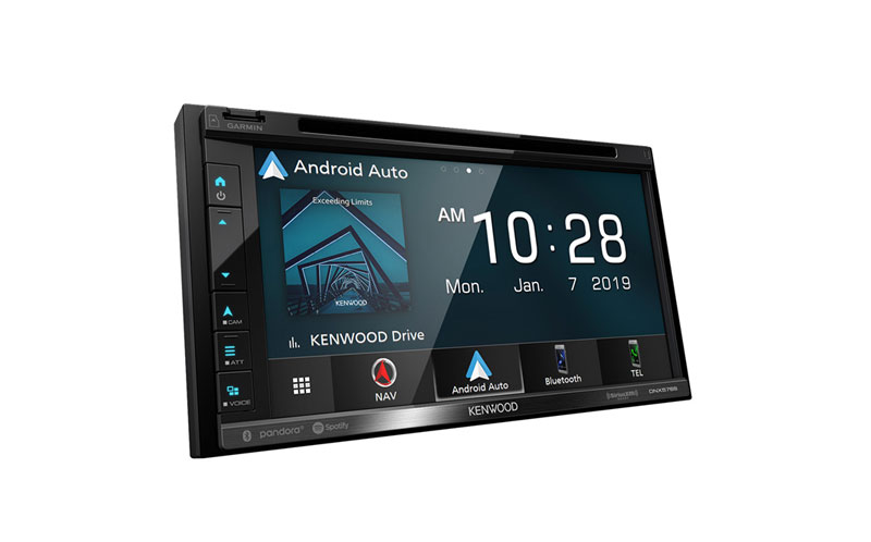Kenwood DNX576S double din stereo system
