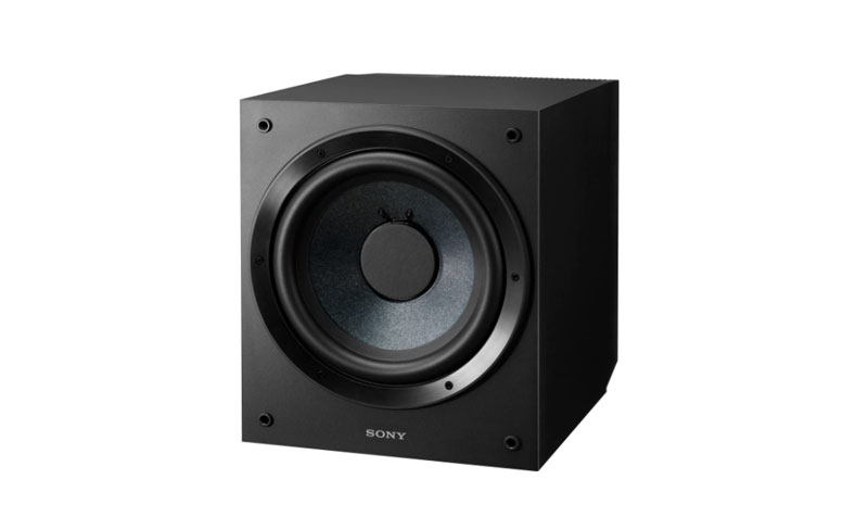 Sony SACS9 is one of the best 10 inch subwoofer