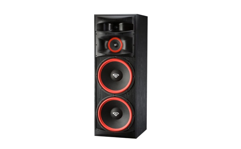 Cerwin Vega XLS-215 is one of the best floor standing speakers for music