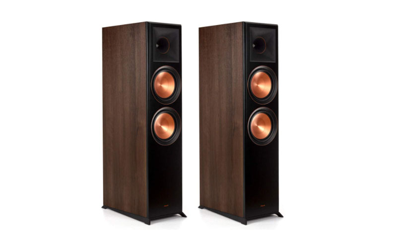 Klipsch R-8000F are the best floor standing speakers for music