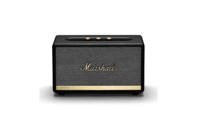 Marshall Acton II is one of the best wifi speakers