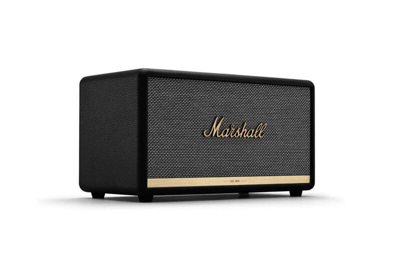 Marshall Stanmore II is one of the best wifi speakers
